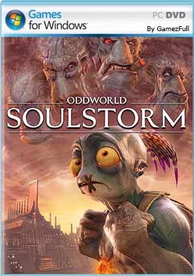 Oddworld Soulstorm (2021) PC Full Español [MEGA]