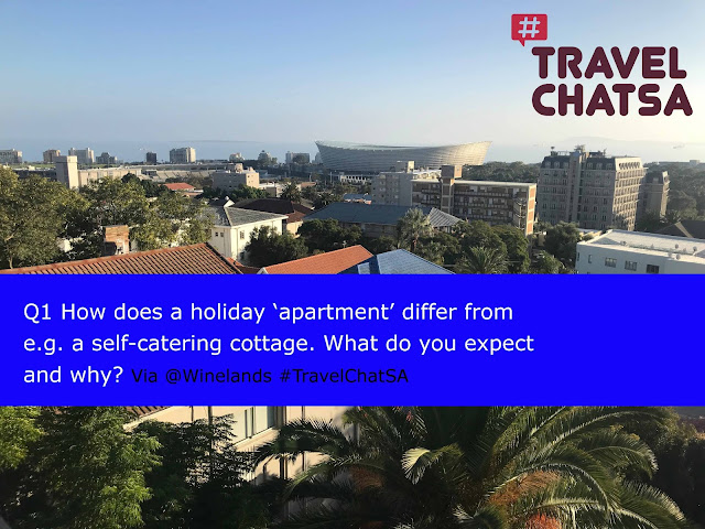Q1 Apartment Style Travel in South Africa TravelChatSA Dorothee Lefering