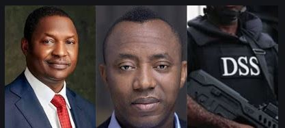 Sowore: AGF demands case file from DSS for review