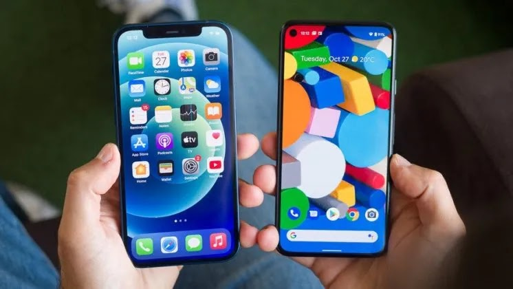 3 طرق سهلة لمشاركة الصور ومقاطع الفيديو بين iPhone و Android