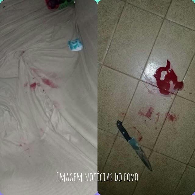 Rio Verde: Criança de 6 anos é esfaqueada durante roubo