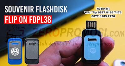 USB Plastik Snappy FDPL38 untuk souvenir, USB Flashdisk Plastik, FDPL38, Jual Souvenir Flashdisk Model Flip On FDPL38, flashdisk promosi, souvenir flashdisk