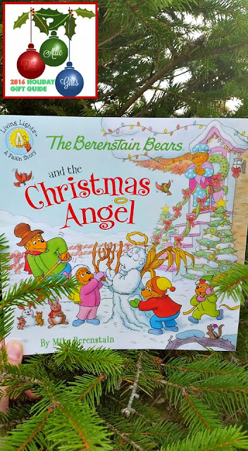Mike Berenstain, Christmas books, picture books, reading, holiday gifts, book reviews, holiday gift guide
