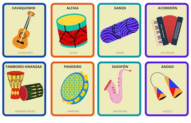 music in Spanish