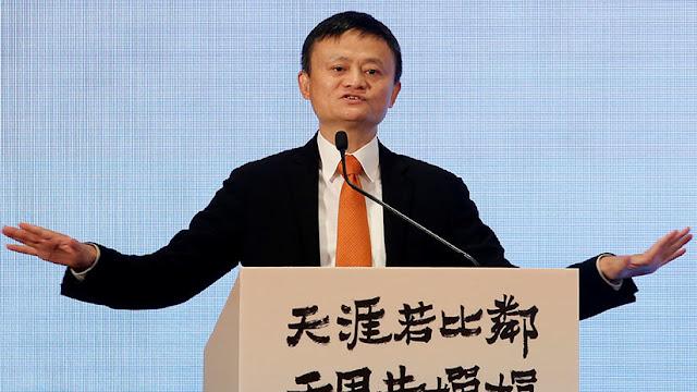 El presidente de Alibaba es miembro del Partido Comunista de China