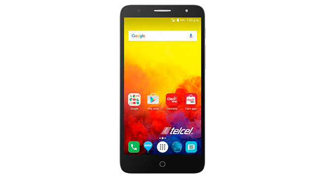 rom stock Alcatel POP4+ 5056a