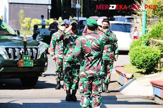 Pangdam IV/Diponegoro Mayor Jenderal TNI Rudianto Kunjungi Beberapa Wilayah Kabupaten Pati