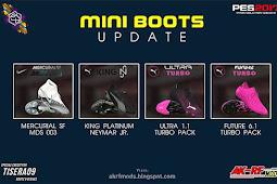 MINI Bootpack Update 2020 - PES 2017