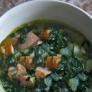 PALOP Caldo Verde Portuguese Kale Soup