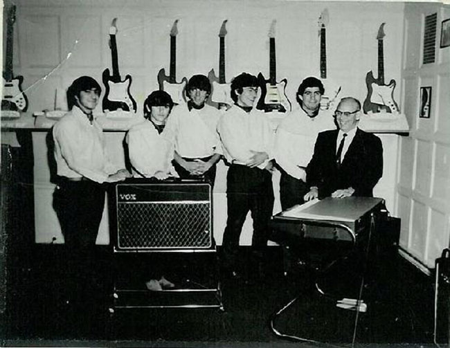 Rip It Up R.I. - Rhode Island 1960s rock and roll bands ...
