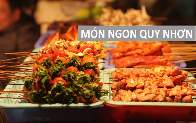 Ăn gì khi đến Quy Nhơn?
