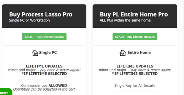Process Lasso Pricing