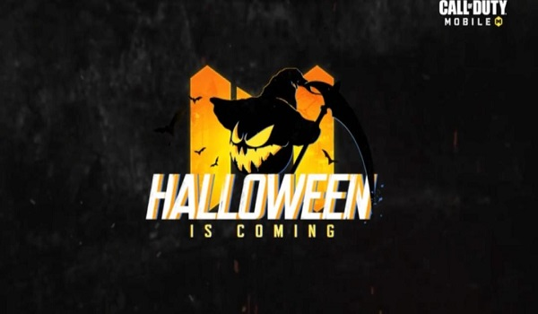 Call Of Duty New Halloween Update With The New Reskin Spooky Map