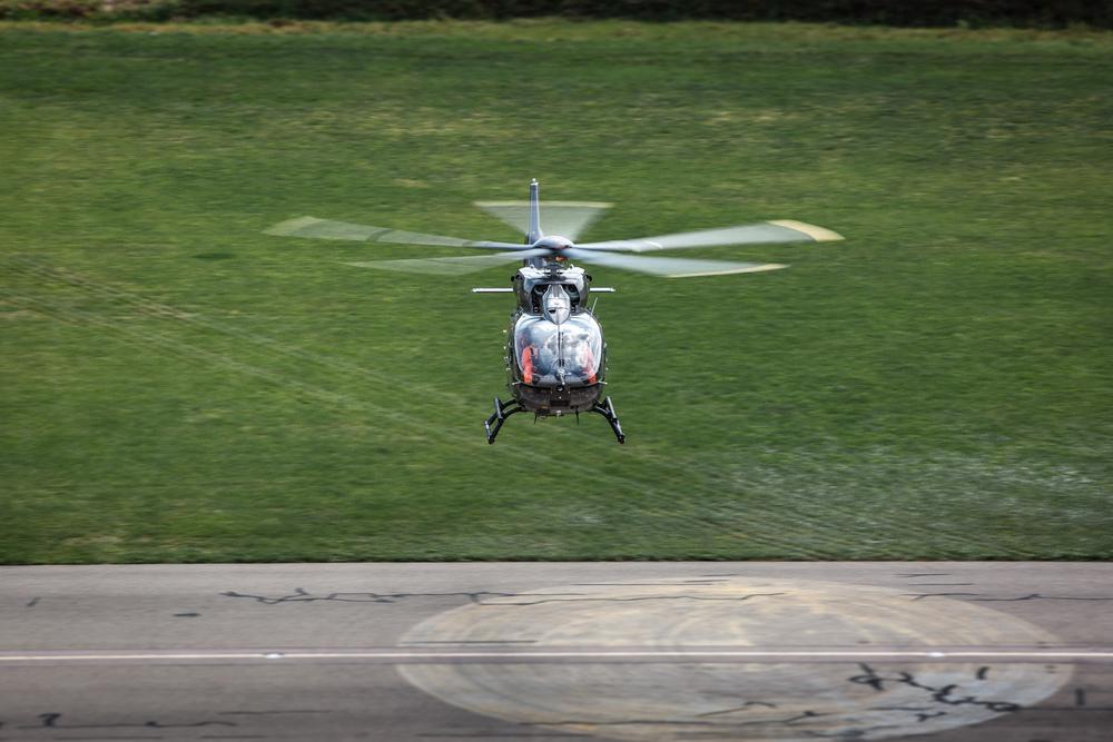 Segundo protótipo do H145 de cinco pás realiza seu primeiro voo | É MAIS QUE VOAR