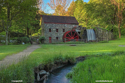 Scenic Massachusetts photo images