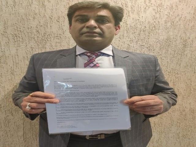 चंडीगढ़ और हरियाणा वासियों के काम की खबर:लाेगों को आसानी हो, इसलिए  IT पार्क आंत्रप्रिन्योर्स एसाेसिएशन की पंचकूला में मिनी सेक्रेटेरिएट की मांग,CM हरियाणा को सौंपा ज्ञापन