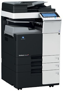 these types of models embrace upgraded features Konica Minolta C224e Driver Printer Download