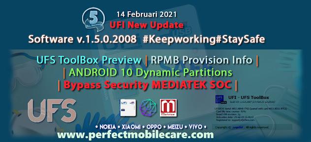 UFI Latest Setup V1.5.0.2008 Free Download 2021