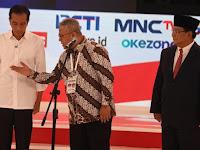 Nyerang Prabowo, Gerindra: Jokowi Panik karena Elektabilitasnya Sudah Merah