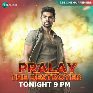 Pralay the destroyer south movie hindi dubbed download 720p Filmyzilla