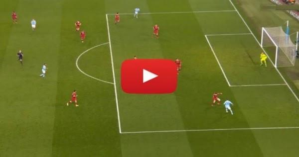 اهداف مباراة ليفربول ومانشستر سيتي بث مباشر 2-7-2020 الدوري الانجليزي