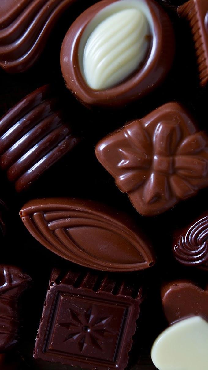 Papel de Parede Chocolate para Celular
