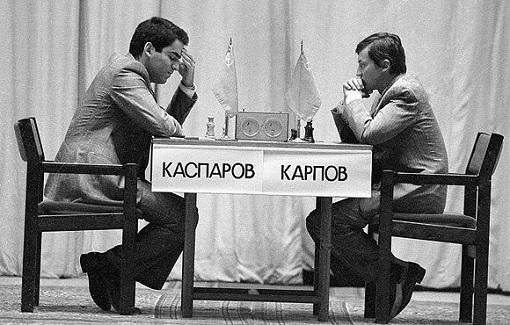 « Il n'y a pas de sport plus violent que les échecs. » selon Garry Kasparov, le 13ème champion du monde d'échecs de l'histoire