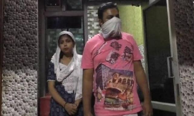 मुस्लिम महिला बीजेपी में हुई शामिल, असामाजिक तत्वों ने शौहर को पीटा - newsonfloor.com