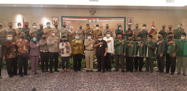 Prof. Drs. Adrianus Eliasta Meliala, M.Si M.Sc, Ph.D Menjadi Narasumber Focus Group Discusion Kampung Tangguh Jaya danPPKM Mikro