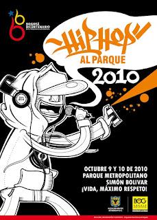 Hip Hop Al parque 2010