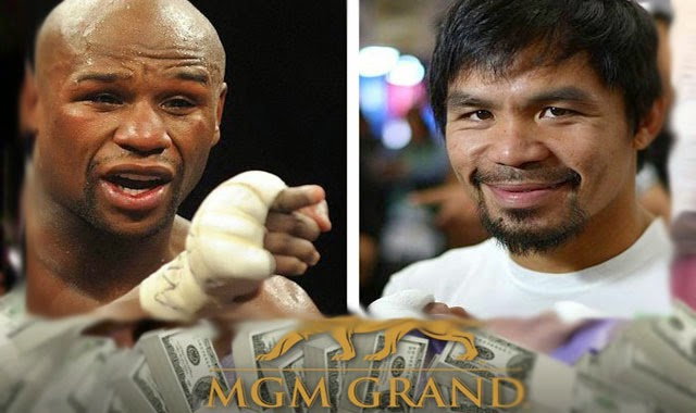 Mayweather and Manny Pacquiao Wins a Paycheck Way Higher Than You Could Ever Earn in Your Lifetime