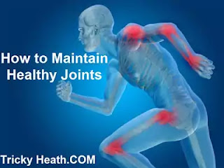 How to Maintain Healthy Joints