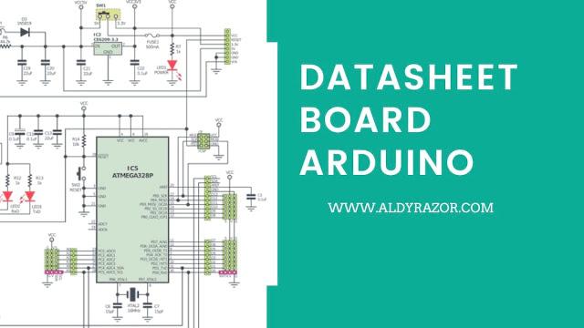 Datasheet Arduino