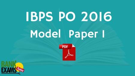 Ibps Paper Pdf