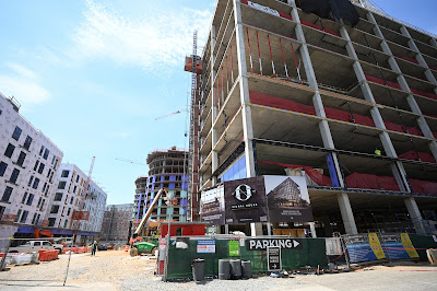 Union Market development, Washington District of Columbia