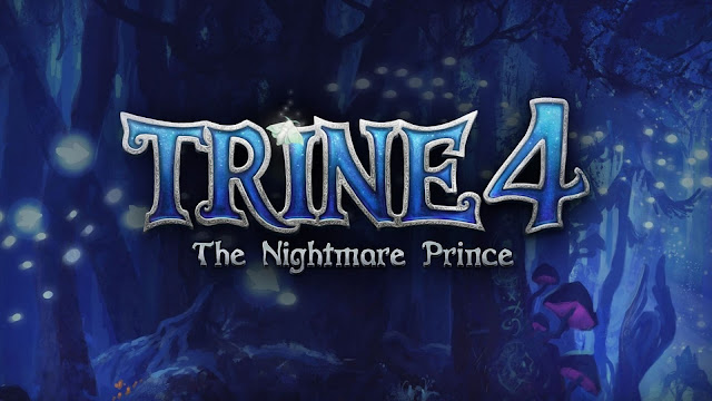 The Story of Trine 4 The Night Prince