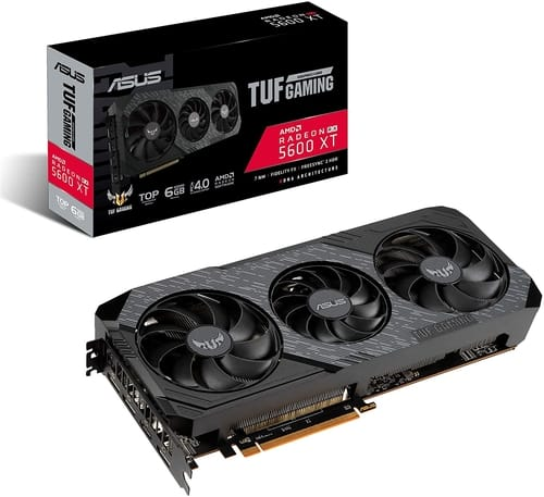 ASUS TUF Gaming 3 AMD Radeon RX 5600 XT TOP Edition