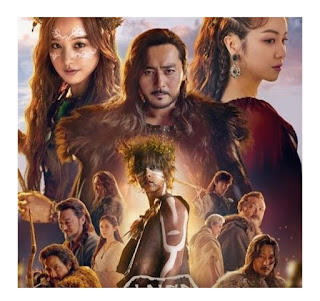 Drama Korea (Drakor) Arthdal Chronicles Kualitas HD, Eps. 1-18 Subtitle Indonesia
