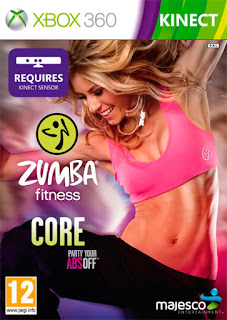 Zumba Fitness Core (X-BOX 360) 2012