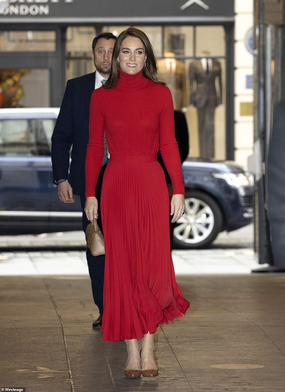 Duchess Kate Delivers Key Note Address at Taking Action on Addiction' campaign.