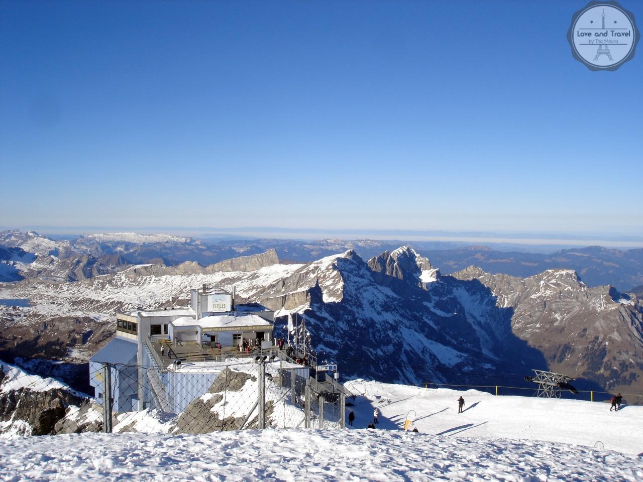 Monte Titlis Suíça-roteiro Suíça  8 dias