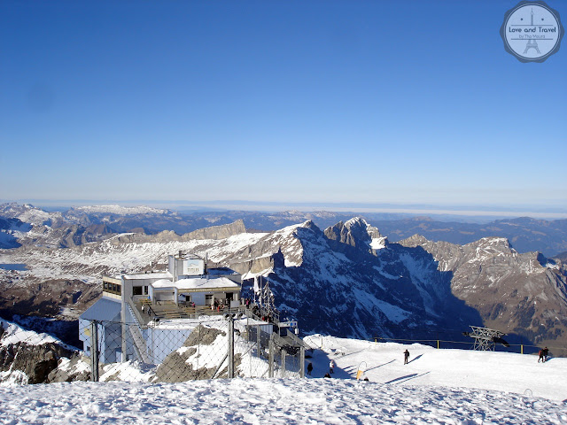 Monte Titlis Suíça