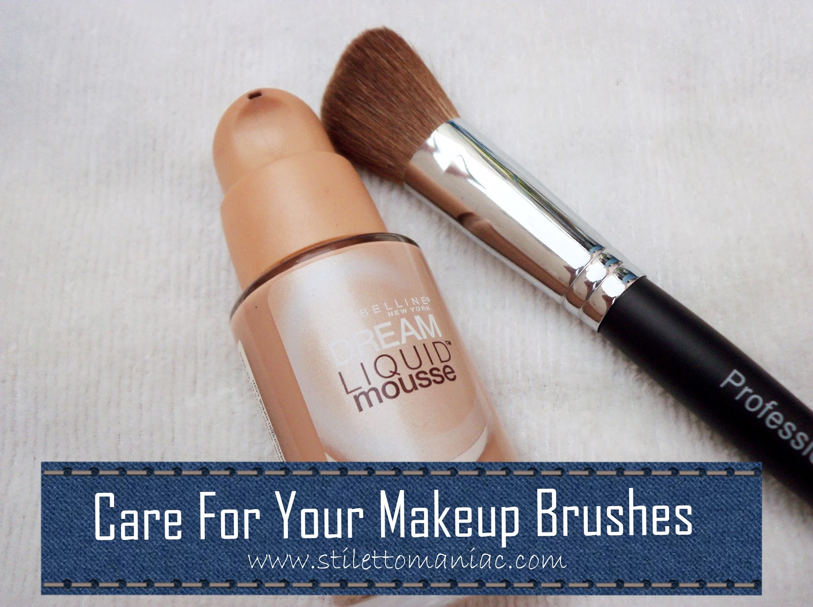 The complete guide to cleaning your make-up brushes (and what NOT to do)