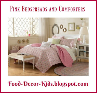 Pink  Comforters and Comforter sets