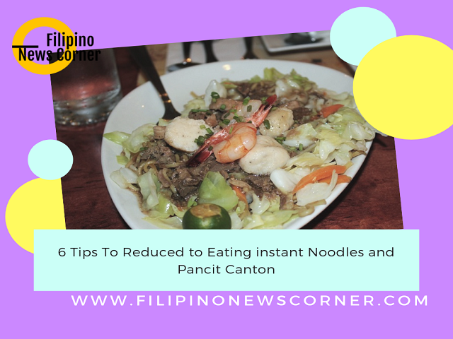 aybe you will gain weight, get high blood pressure and risk of diabetes. I know the favorite of college students in the instant noodles and Pancit Canton for inexpensive,