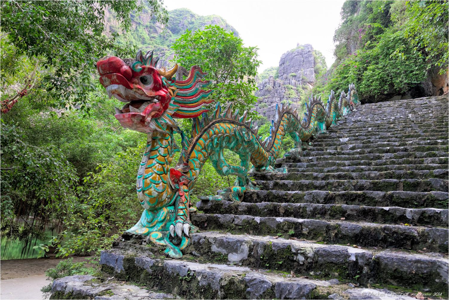 Mua Cave, Ninh Binh (Vietnam)