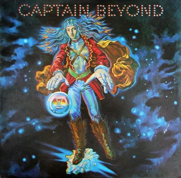 Captain Beyond - Captain Beyond (1972, Hard Rock)
