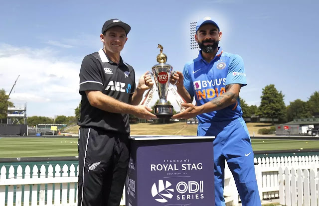 India Vs New Zealand - Dream 11 Prediction - 1st ODI Match - Who Will Win Today Match
