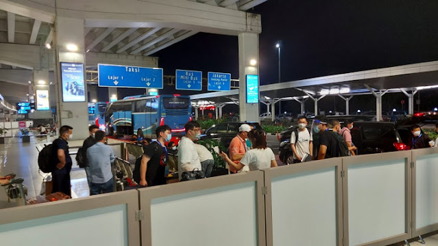 24.594 WNA Masuk Lewat Bandara Soetta Sebulan Terakhir, Didominasi Warga China