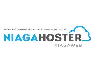 Review : Pengalaman Membeli Domain di Niagahoster